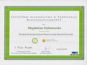 Magda 1 300x224 - Kwalifikacje